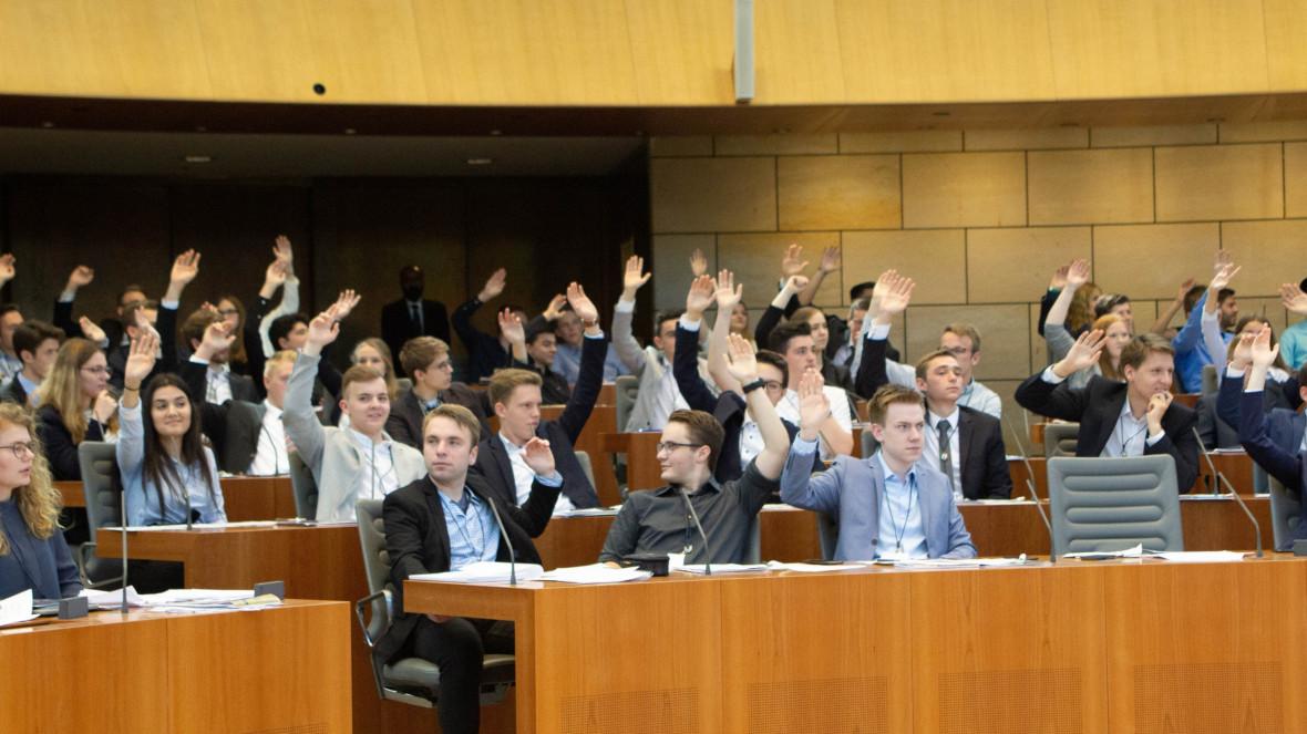 Der Jugend-Landtag